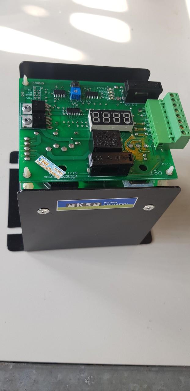 Sạc bình tự động 12 VDC – 24 VDC (B)