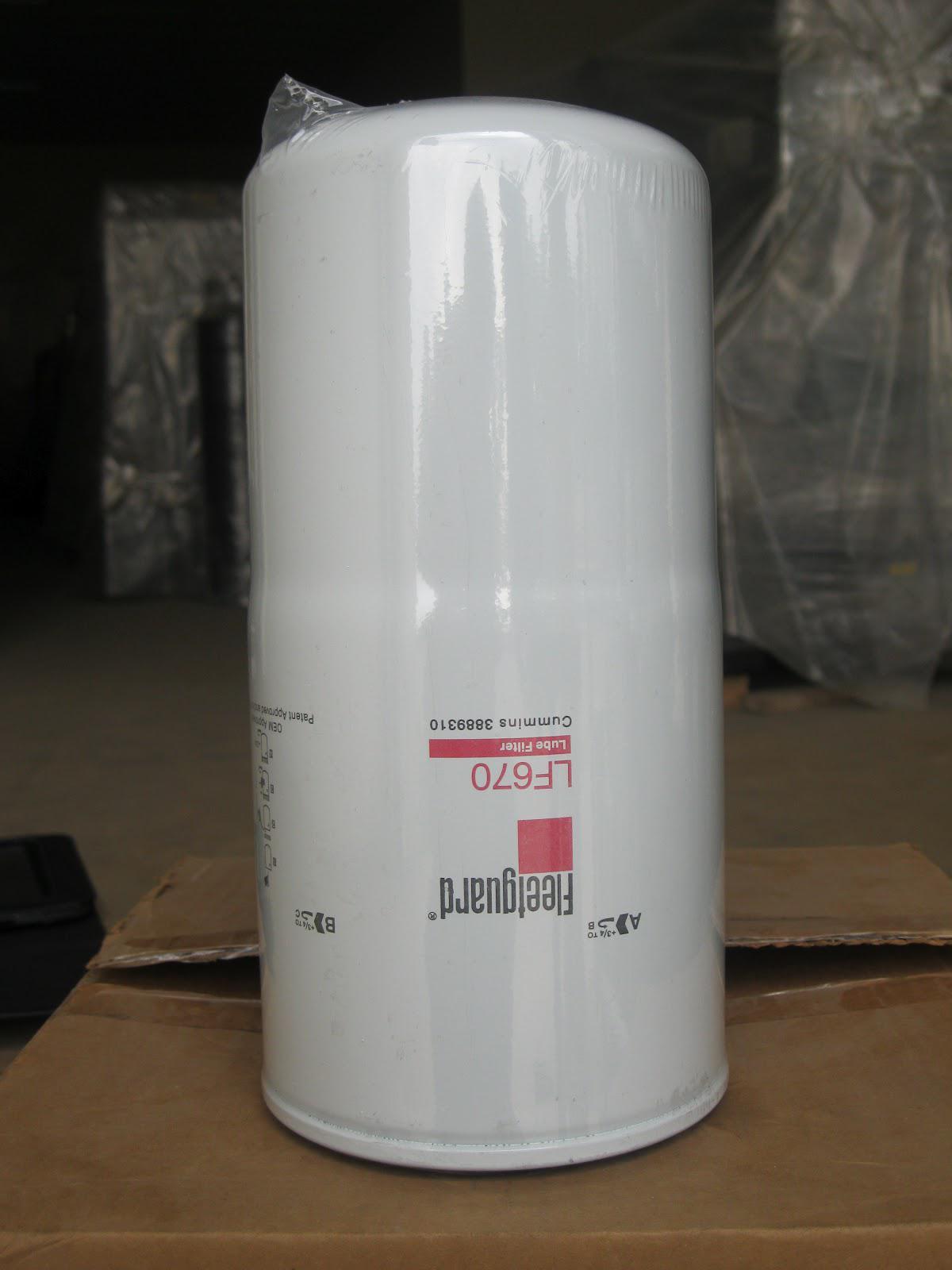 Fleedguard LF670