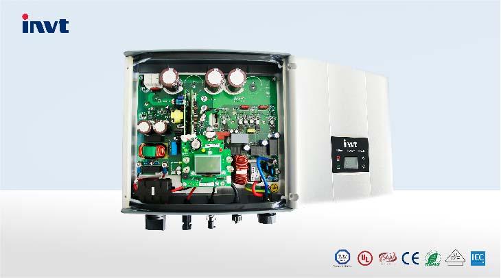 Bộ inverter hòa lưới iMars MG 1 pha 220V, 4-5KW