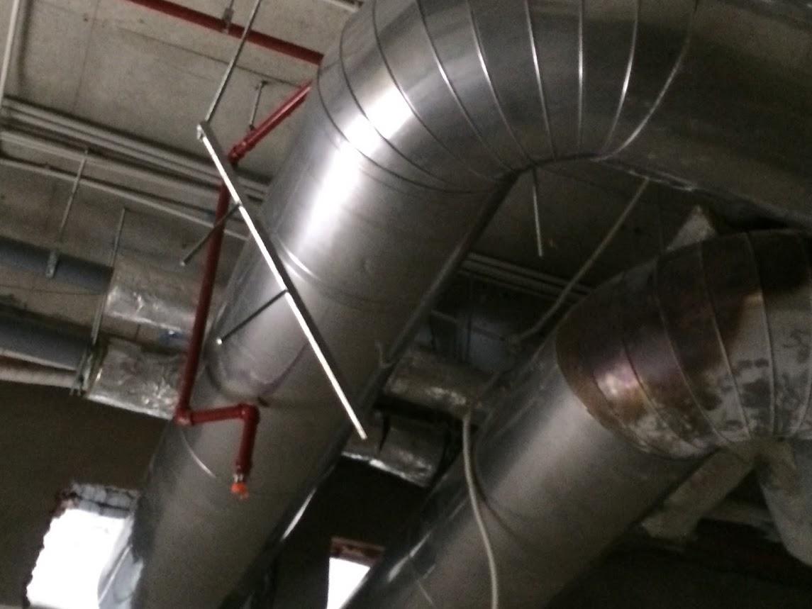 Bảo ôn cách nhiệt ống khói D400