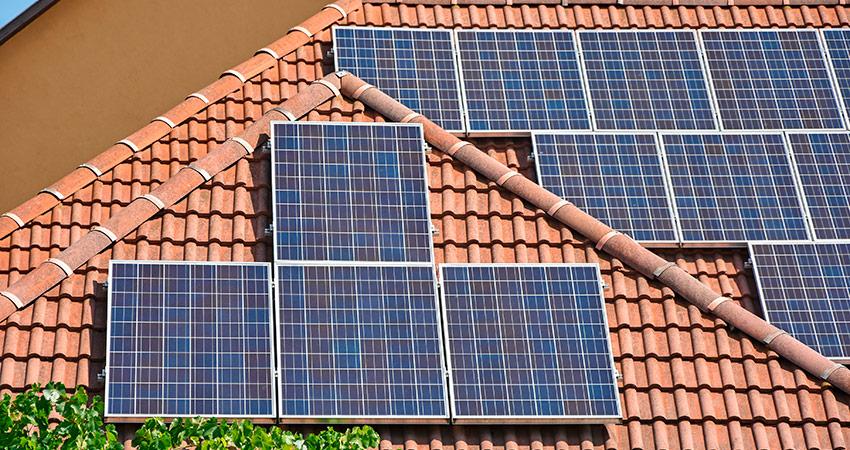 Điện mặt trời hộ gia đình 2.5 KW