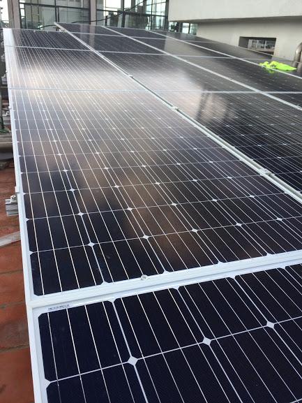 Điện mặt trời hộ gia đình 5.0 KW
