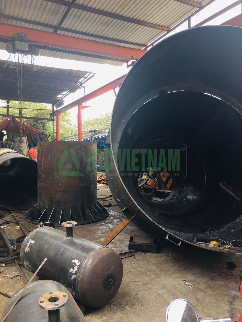 Gia công cơ khí giá rẻ TP Hồ Chí Minh