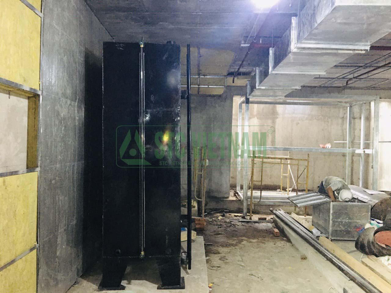 Phòng cách âm máy phát điện tiêu chuẩn TCVN