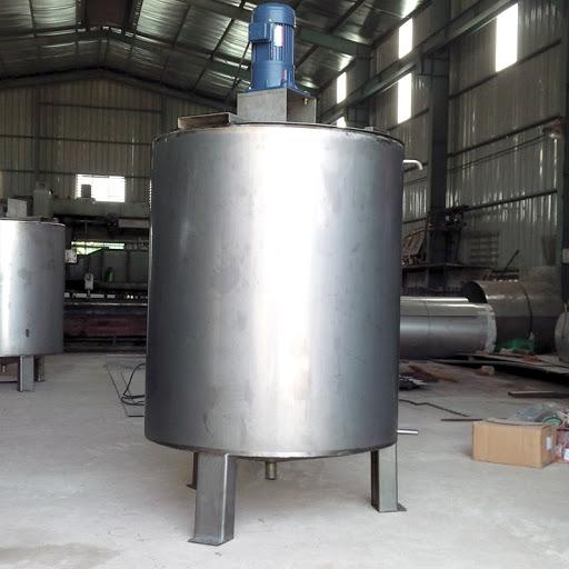 Bồn dầu Inox 2 Khối ( Inox Posco) 2B