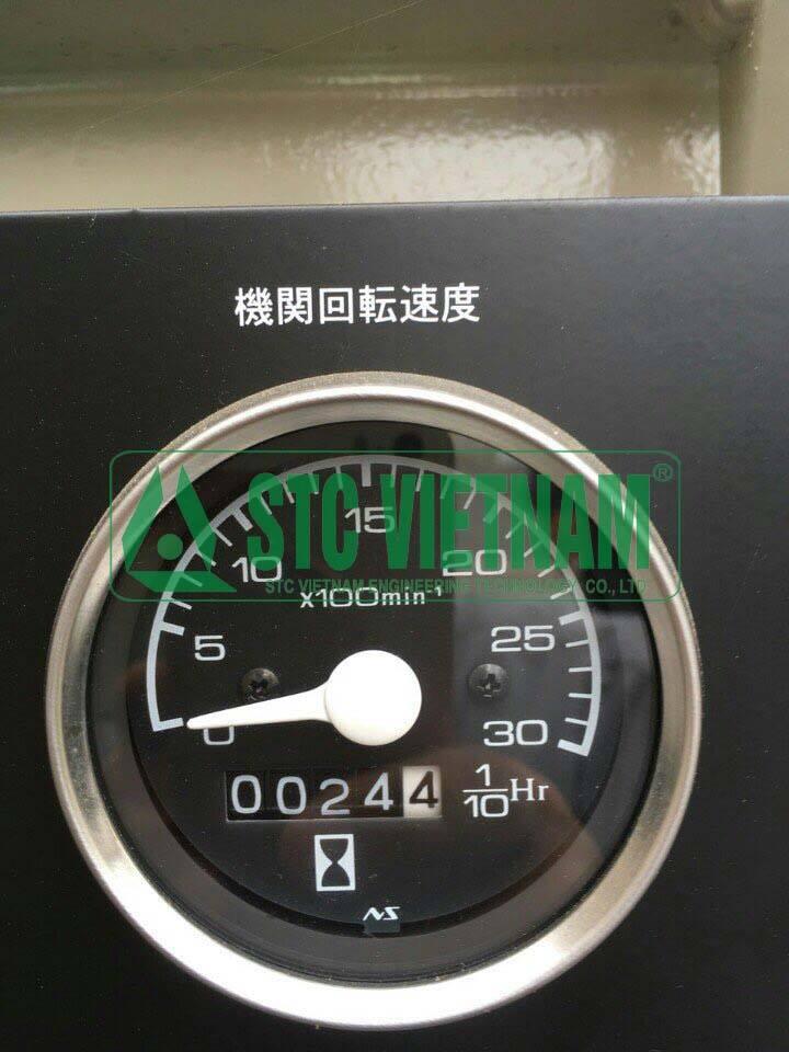 Máy phát điện cũ 250 Kva