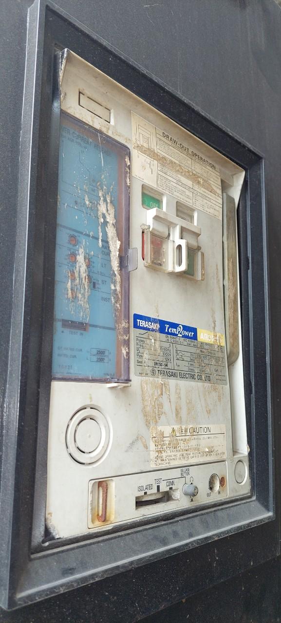 Máy phát điện cũPerkins 1500 Kva